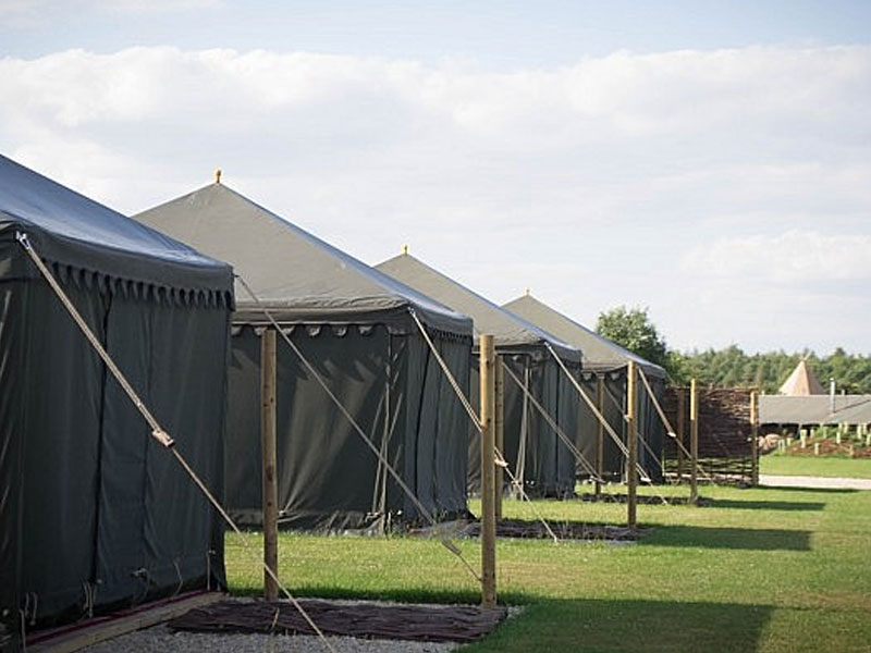 Cotswold Farm Park & Glamping in The Cotswolds